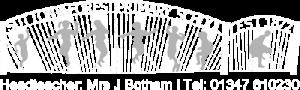 Sutton on the forrest logo