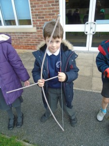 Bread, assembly and bows and arrows 051