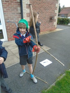 Bread, assembly and bows and arrows 052