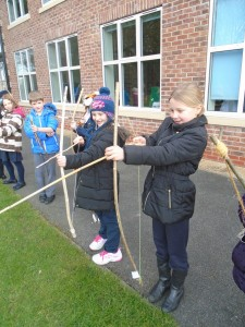 Bread, assembly and bows and arrows 055