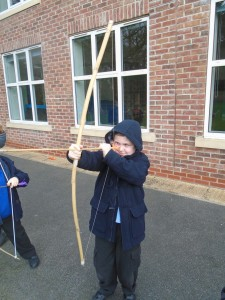 Bread, assembly and bows and arrows 058