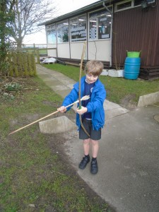 Bread, assembly and bows and arrows 066