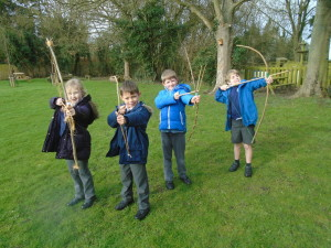 Bread, assembly and bows and arrows 072