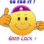 good luck[1]