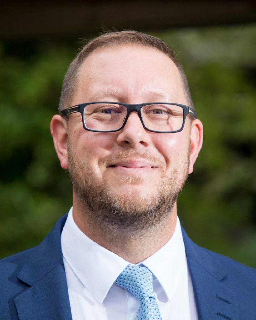 Mr Andrew Buttery – Head teacher